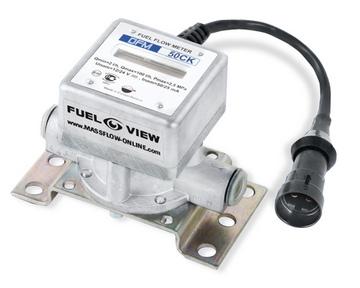 Счетчик расходомер топлива DFM 100CK