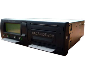 Цифровой тахограф Касби DT-20М