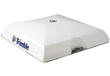 Приемник: Trimble AgGPS 252